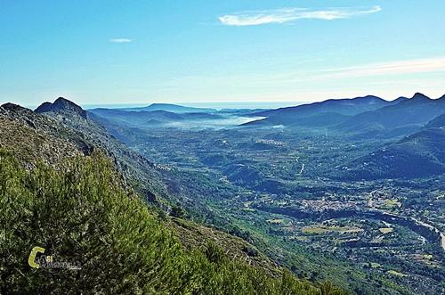 valle del río Jalón