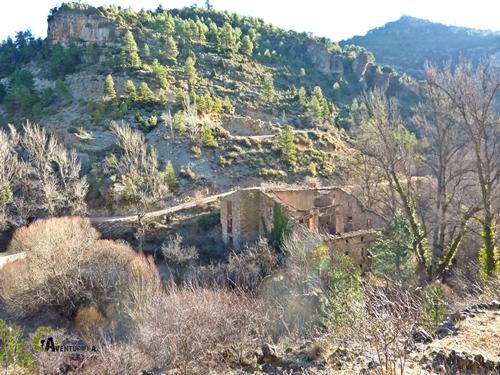 Ruinas en Castelvispal