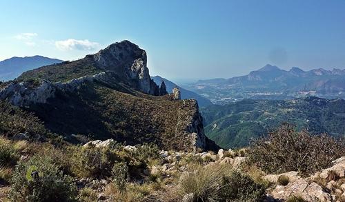 Cresta del Ferrer