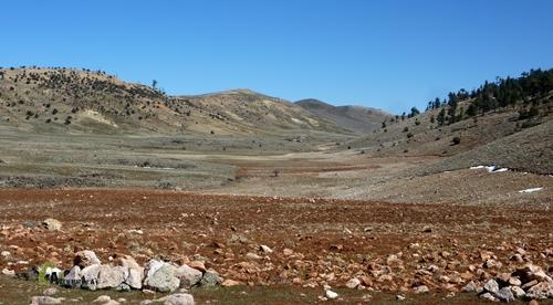 Valle del Medio Atlas