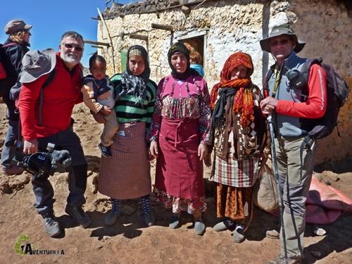 bereberes del Medio Atlas