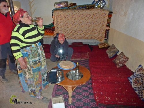 Hospitalidad bereber