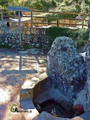 Fuente de Catalá en sierra Segaria