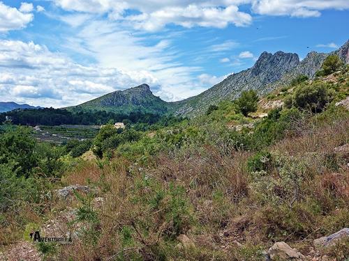 Sierras de Alicante