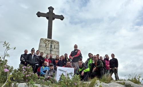 Cruz en la Montaña