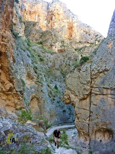 Barranc del Cint. Alcoi