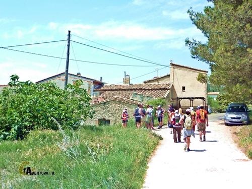 Casetes de Vilaplana