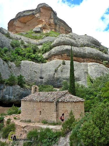 Ermita Sant Bartomeu de Fraguerau