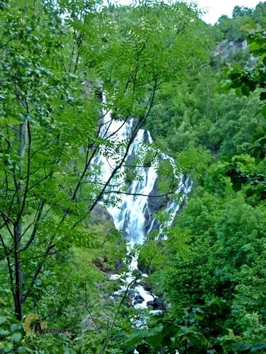 Cascada de la Espigantosa