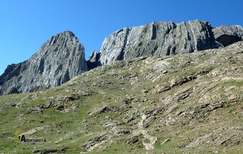 crestas del Forcau