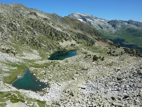 Ibones del Pirineo