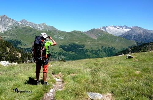 Travesía en Pirineos