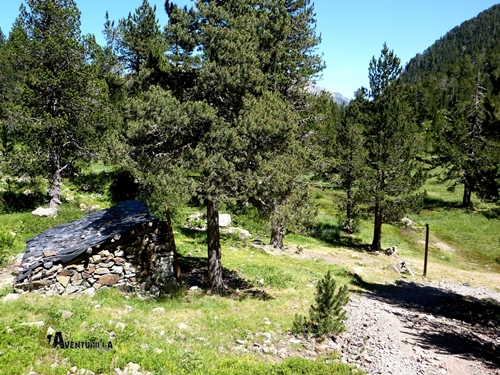 Refugio del ibonet de Batisielles