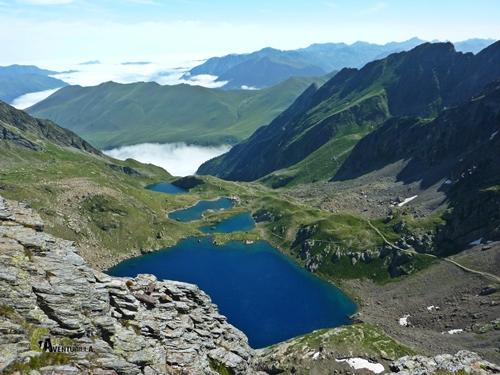 lagos de Boums