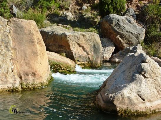 El río Mijares