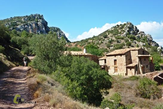 Masías del Palacio