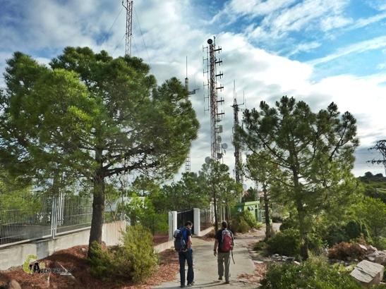 Antenas de telecomunicaciones