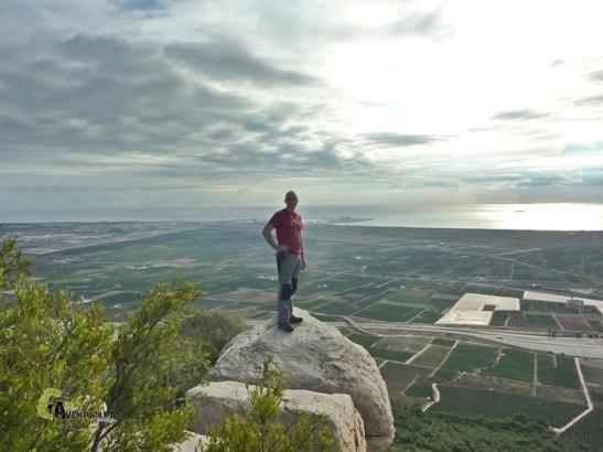 Desde Monte Picayo