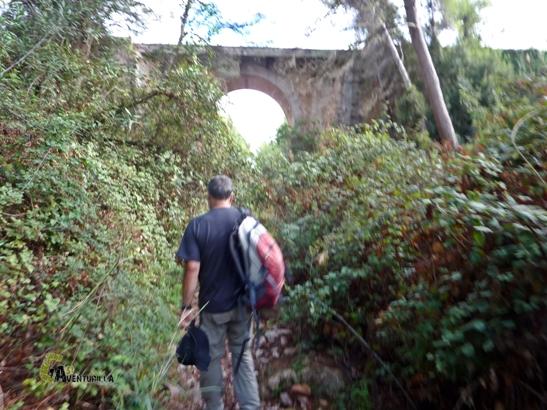 Puente en la Calderona