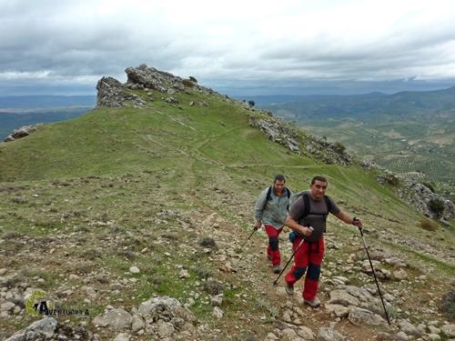 Montaña en la Iruela