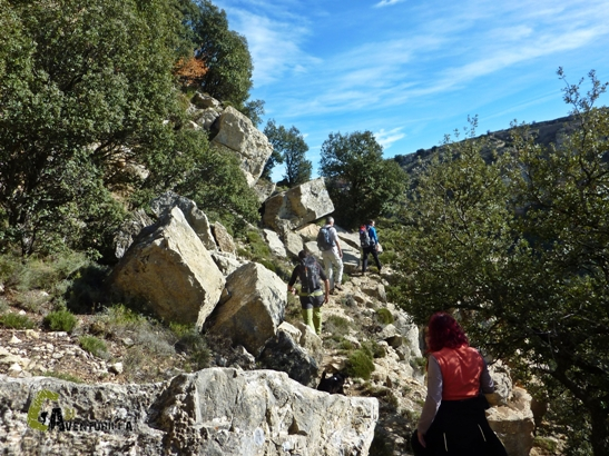 Excursion en Ares del Maestrat