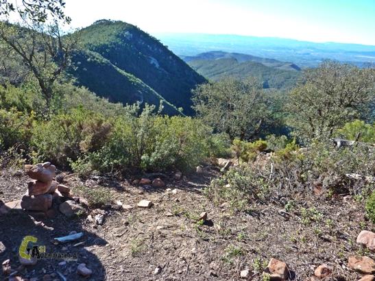 Excursion en la sierra calderona