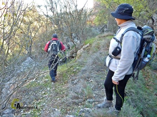 excursionismo en Gúdar