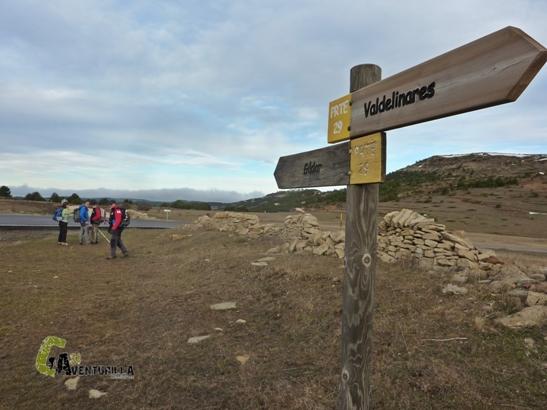 excursiones en la sierra de Gúdar