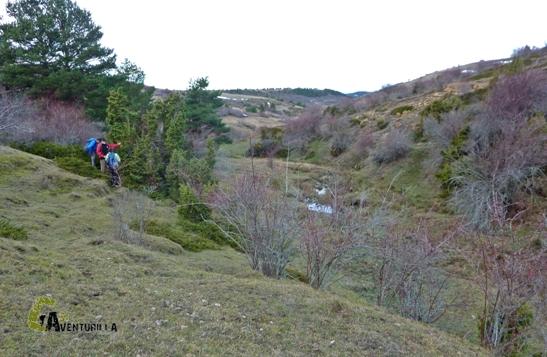 Valle del río Alfambra