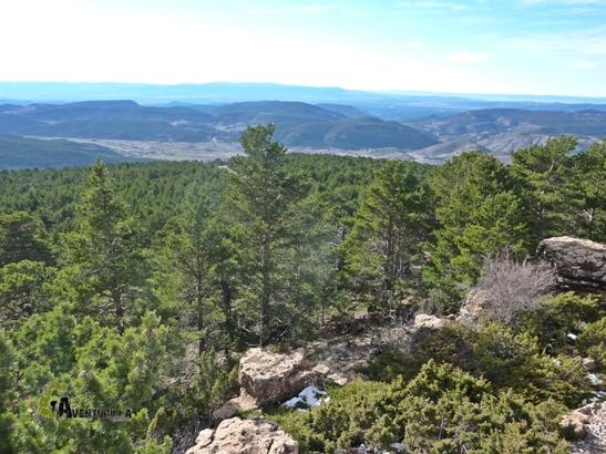 cima del Peñarroya