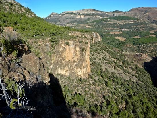 Barranco de Nogueras