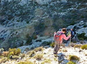 senderismo en Alicante