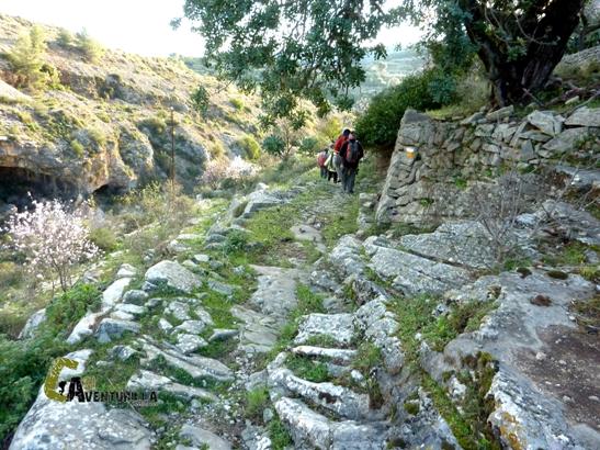 Excursión en la Vall de Gallinera