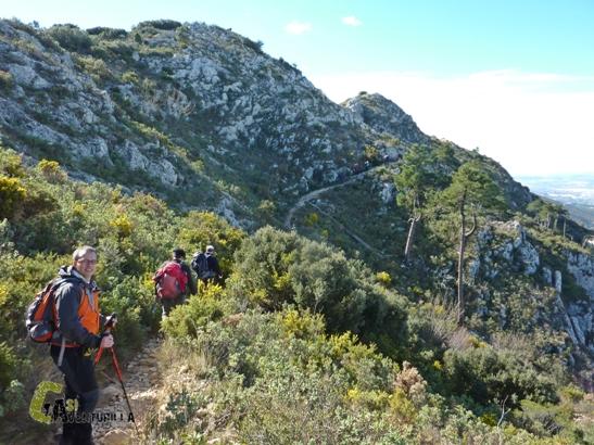 Excursiones en la Vall d'Albaida