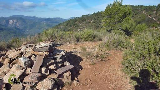 Excursión en la sierra de Espadan