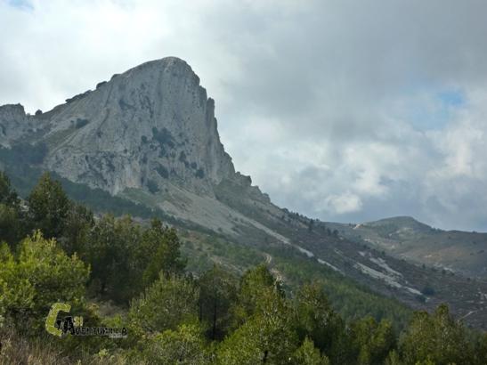 rutas senderismo en la Aixorta