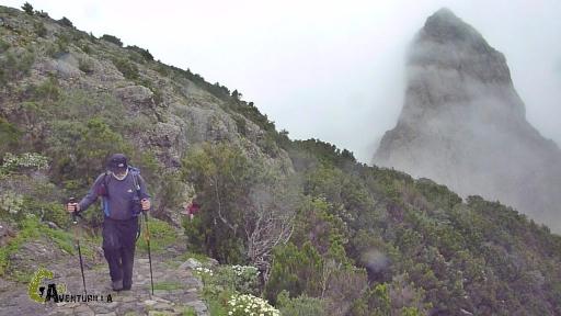 rutas en la Gomera