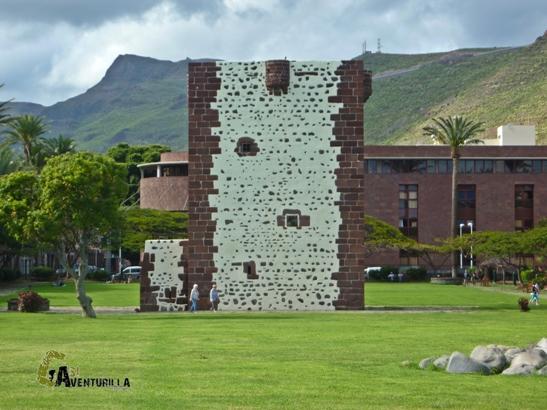 monumento en San Sebastián de La Gomera