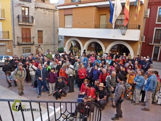 10ª Marcha Mancomunidad Espadan-Mijares