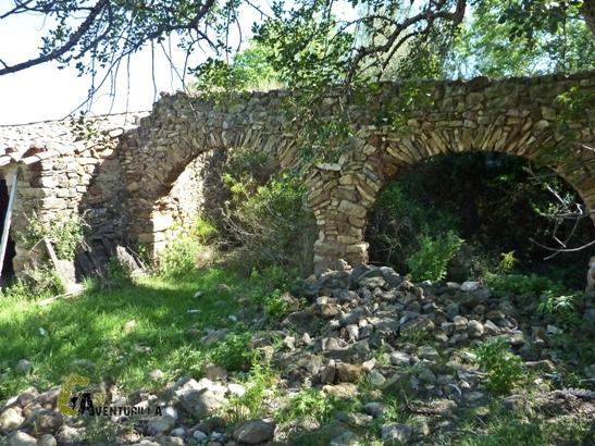 poblado árabe en Fanzara