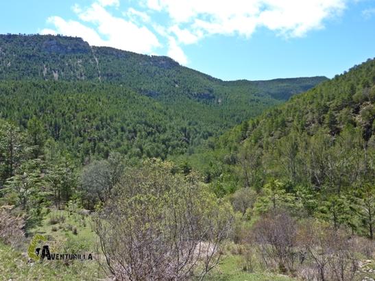 Excursión en la sierra de Gudarq