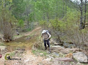 Rutas por Linares de Mora