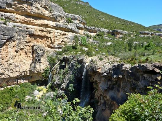 rutas en el valle de Ayora
