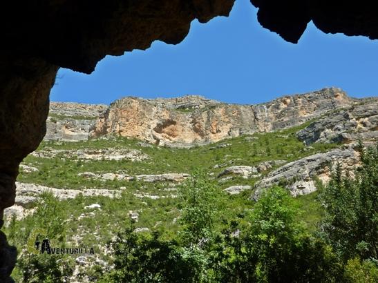 Cuevas de Cortes de Pallás