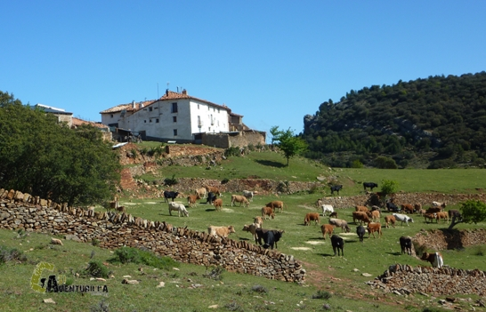 senderismo en Castelvispal