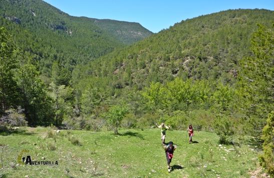 senderismo en Teruel