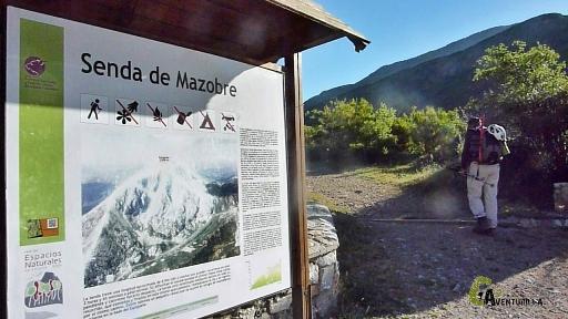 senderos señalizados de Palencia