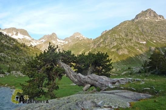 valle de Marcadau