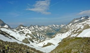 senderismo en pirineo central