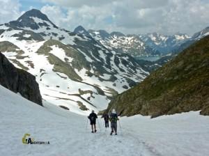 excursiones en Pirineos
